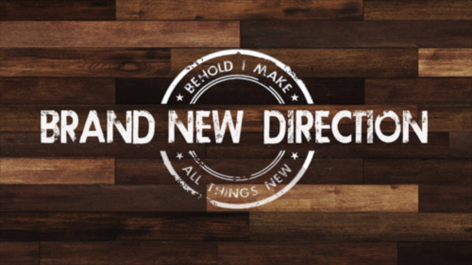 Brand New Direction
