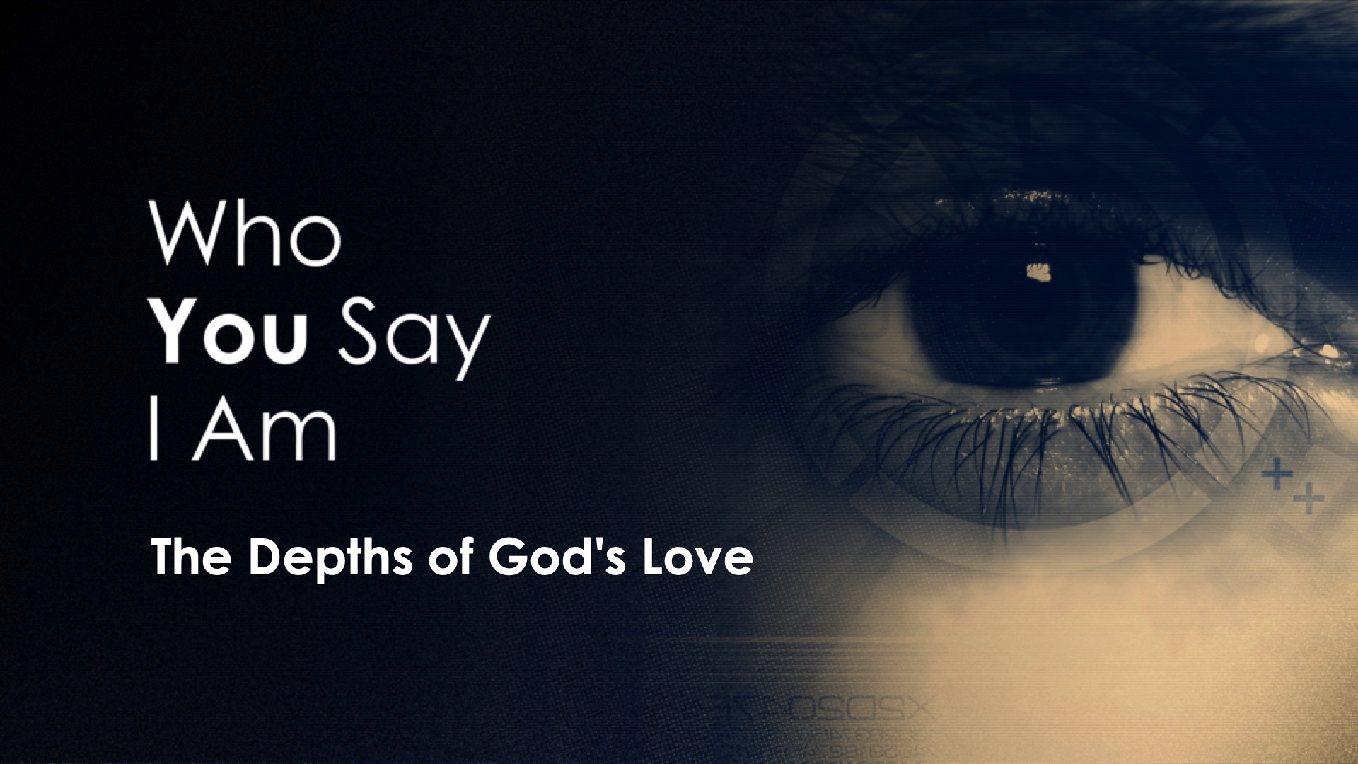 The Depths Of God's Love
